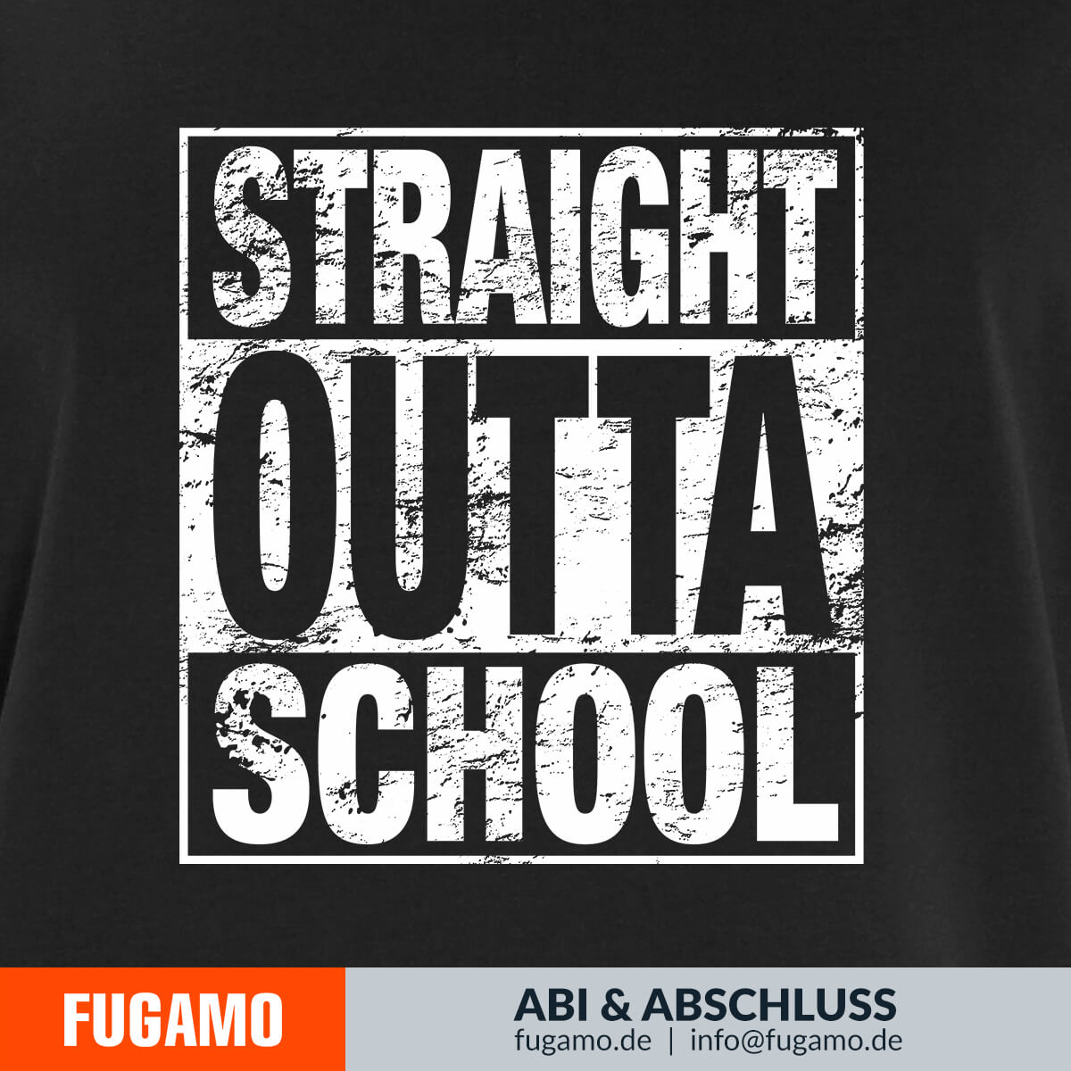 Straight outta school - 01