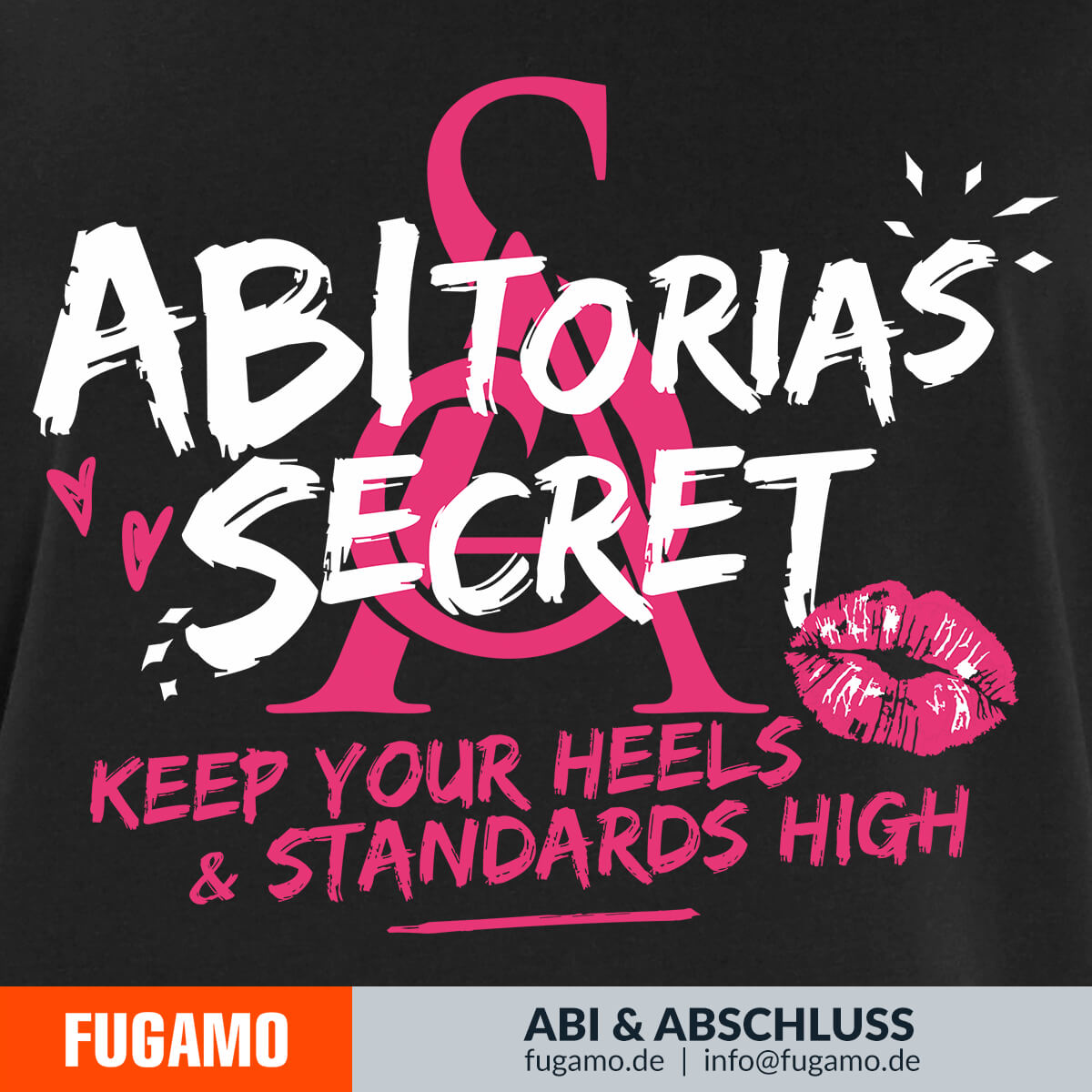 ABItoria's Secret - 02 - Keep your heels and standards high