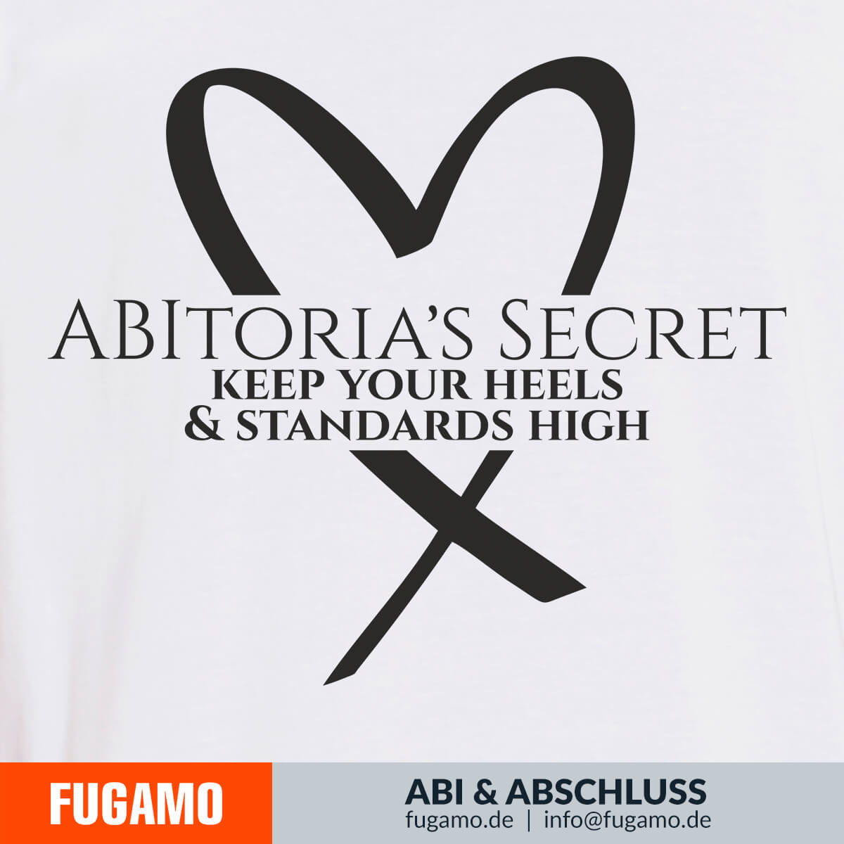 ABItoria's Secret - 04 - Keep your heels and standards high